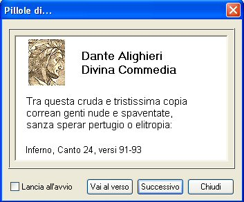 Mauro VB Homepage - Divina Commedia